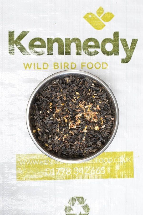 Premium high energy bird food