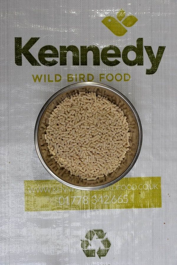 Suet pellets mealworm bird food