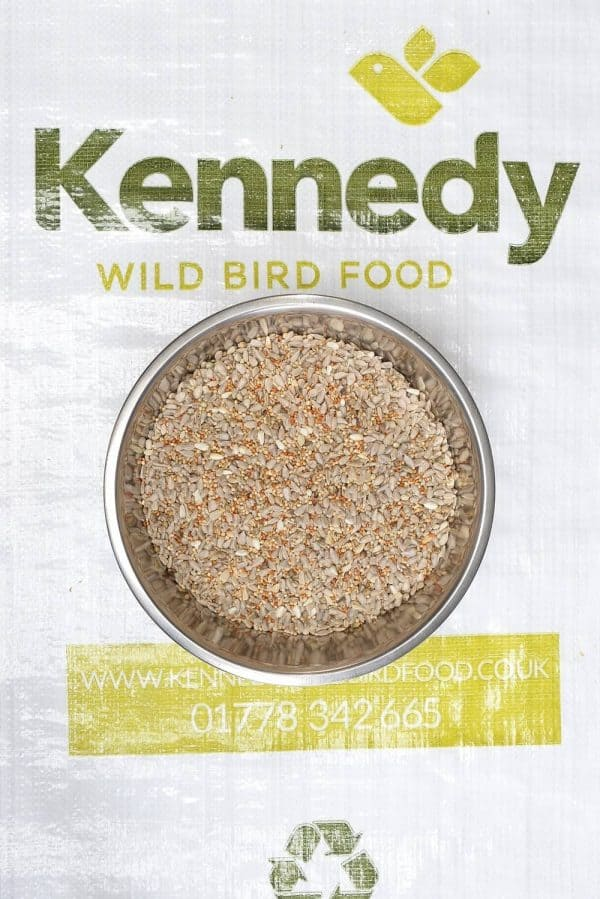 Superior finch bird food