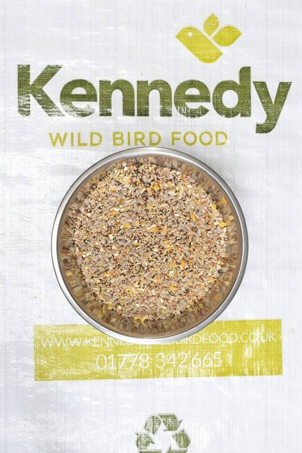 Superior high energy bird food